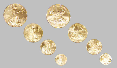 American Gold Eagle Coins For Sale