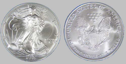 American Silver Eagles 1 Oz American Coin For Sale