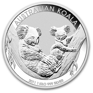 Silver Bullion For Sale Australian Silver Kilo Coins