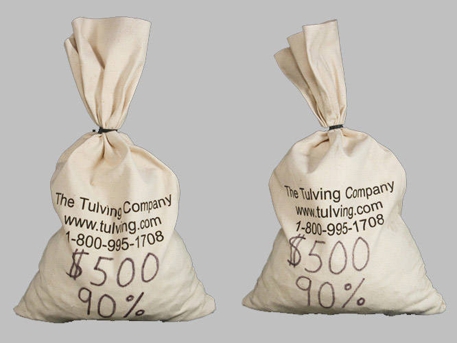 Bags Of Us Silver Coins For