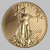 2009 Gold American Eagle 1 Oz Coin
